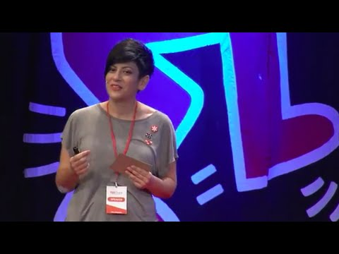 In and between: urban creativity in public space | Claudia Konyalian | TEDxTirana