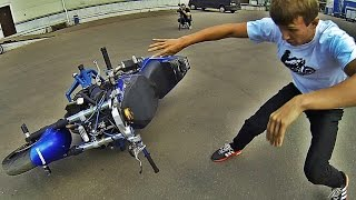 Yamaha R6 обзор и обмен на Honda Dio