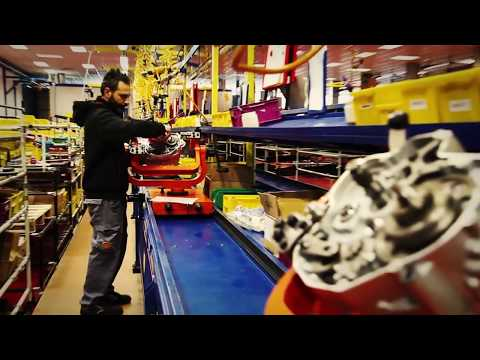 SWM Factory Video - Fábrica da SWM Motorcycles