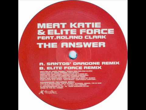 Meat Katie & Elite Force - The Answer (Elite Force Remix)