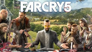 FAR CRY 5 NEW GAME + WALKTHROUGH PART 1 (LIVE STREAM)