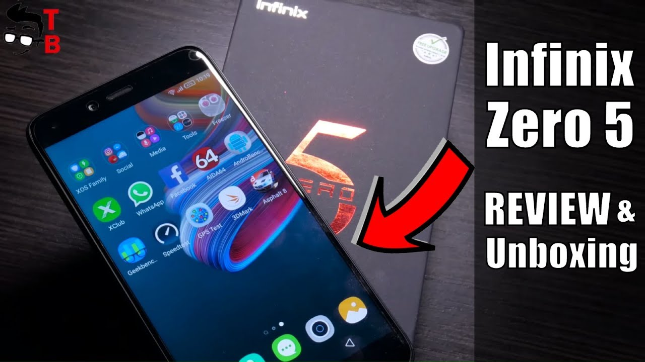 Infinix Zero 5 REVIEW & Unboxing: Still Good 16:9 Phone!