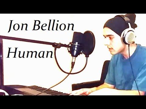 Jon Bellion - Human \\ One Take Acoustic...