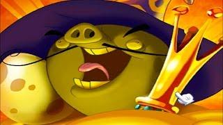 Новый игровой мультик видео для детей Энгри Бердс ЭПИК #32 - Angry Birds Злые Птички #КРУТИЛКИНЫ