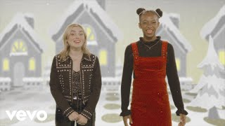 Meg Donnelly, Kialani Mills, Issac Ryan Brown - Joy to the World (Official Video)