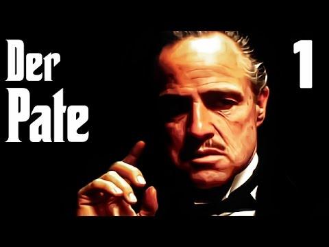 Let's Play Der Pate The Godfather Deutsch 01  Die Familie Corleone
