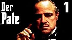 Let's Play Der Pate The Godfather Deutsch #01 - Die Familie Corleone