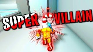 MAD CITY SUPER VILLAIN (Roblox)