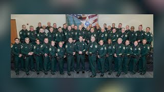 Reserve Unit at Orange County Sheriff's Office