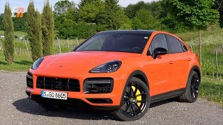 2020 Porsche Cayenne Coupé Review - It Just Gets Better and Better