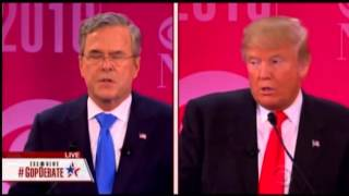 Jeb: Trump Is 'Weak' For Disparaging Mexicans, Women, The Disabled thumbnail