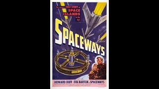 Космические пути 1953 ( космическая фантастика )