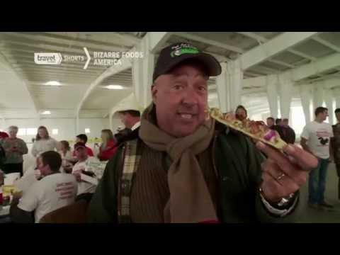 Arkansas Ozarks Top 5 | Bizarre Foods America | Travel Channel Asia