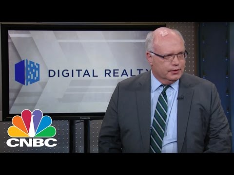 Digital Realty Trust CEO: Underlying Strength   Mad Money   CNBC
