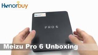 Meizu Pro 6 Unboxing