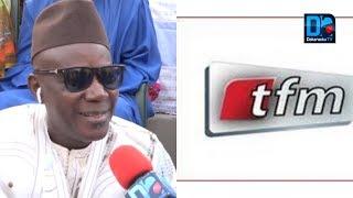 Bécaye Mbaye à la TFM :''Fouma nekh dem, Tfm samay mbok lafay fek...''