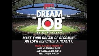 ESPN Deportes Dream Job: El Reportero - Application Tips by Nikki Preciado