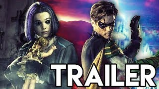 Titans Season 1 Trailer 2 - Release Date and Titans NEW LOOKS Explained