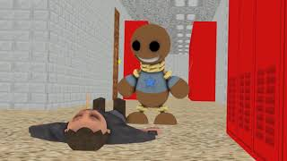 [SFM BALDI] Baldi's Basic In Learning KICK THE BUDDY RETURNS ! Vs ORANGE MAN From Baldi In LEARNING