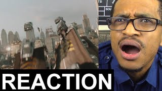 Ready player one - sdcc teaser trailer reaction & review