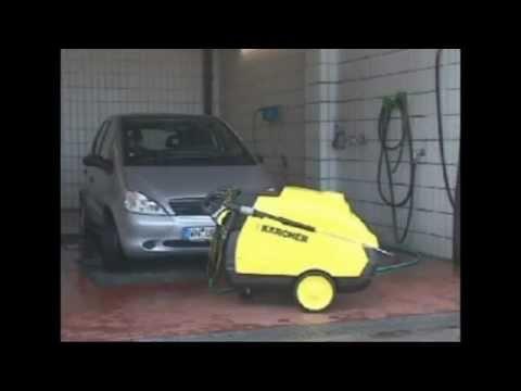 Karcher - Lavadoras de Alta Pressão - Oficinas/ Veículos