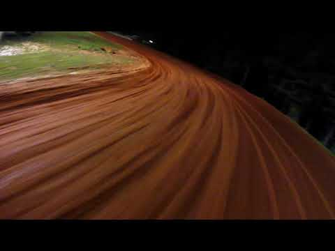 Chasing dirt track cars with my drone