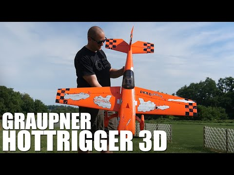 Graupner Hottrigger 3D   Flite Test