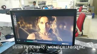 "Download Video LG 20MN48"" TV/ monitor unboxing MP3 3GP MP4"