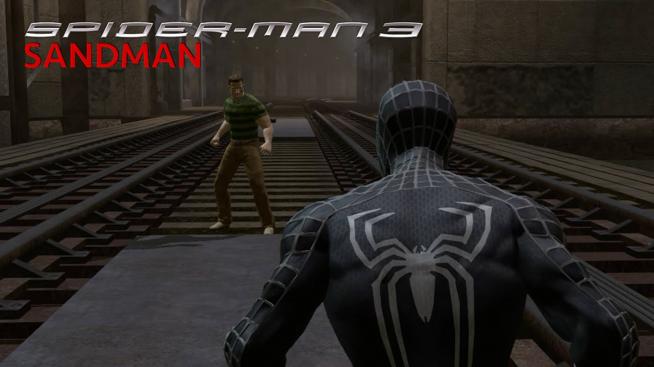 Spider-Man 3: The Game | Sandman - YouTube