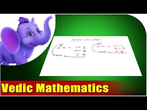Learn 20 Easy and Fast Math Tricks – Vedic Mathematics