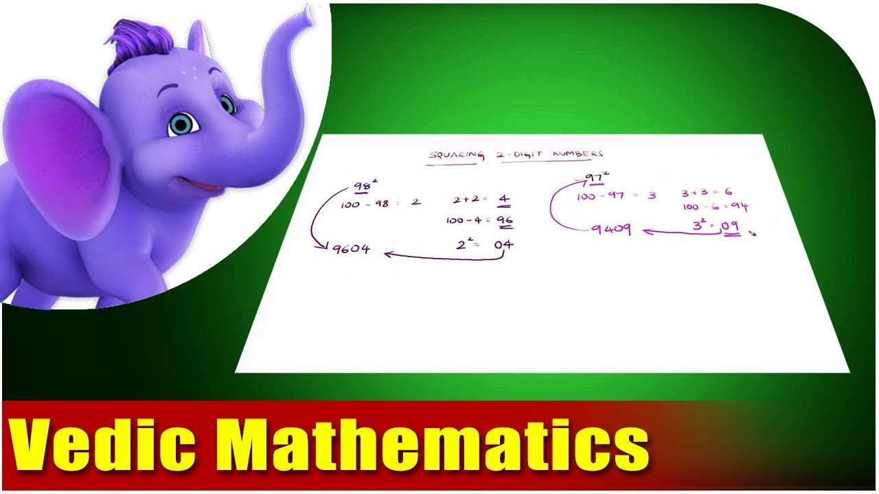 Learn 20 easy and fast math tricks vedic mathematics youtube learn 20 easy and fast math tricks vedic mathematics fandeluxe Choice Image