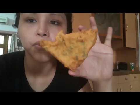 COMIENDO SNACKS EN LAS CALLES DE INDIA - Cocinamos Juntos - Vivir en la India vlogs