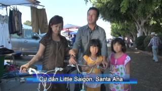 PHẦN 2: Người Việt và chợ trời Golden West College, Santa Ana, USA.