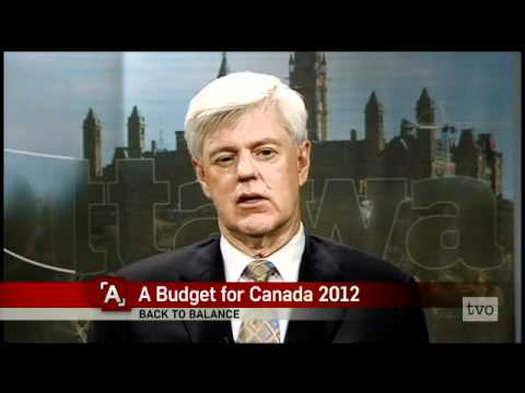 A Budget for Canada 2012