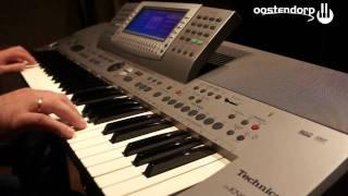 Technics KN 6000 keyboard bij Muziekcentrum Oostendorp