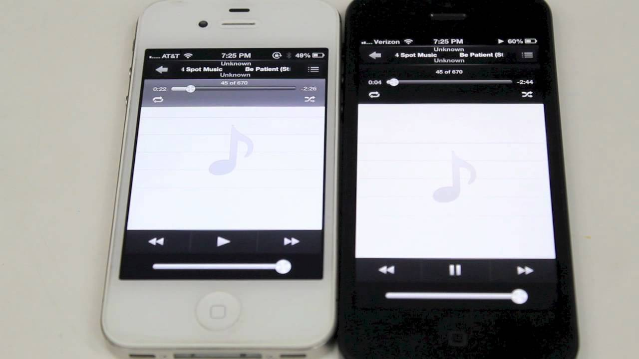 iphone 4s sound not working iphone 4s speaker vs iphone 5 speaker test 17355
