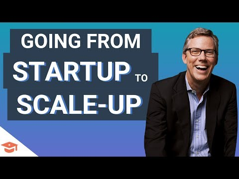 Going from Startup to Scaleup, featuring HubSpot CEO Brian Halligan