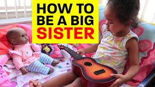 How To Be A Big Sister
