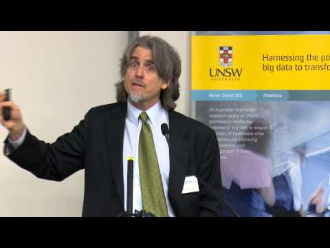 Professor John Quackenbush - Big Data in Health Care and Biomedical Research