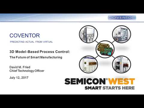 "Presentation: ""3D Model-Based Process Control for the Future of Smart Manufacturing"""