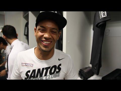 Santos 5 x 2 Avaí | BASTIDORES | Brasileirão (22/08/15)