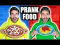 Je mange que du FOOD PRANK pendant 24h - CARL IS COOKING