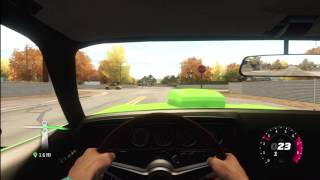 Forza Horizon 1971 Plymouth (Cuba 426 HEMI) Review/Drive around