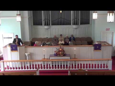 Mignon United Methodist Church 031316