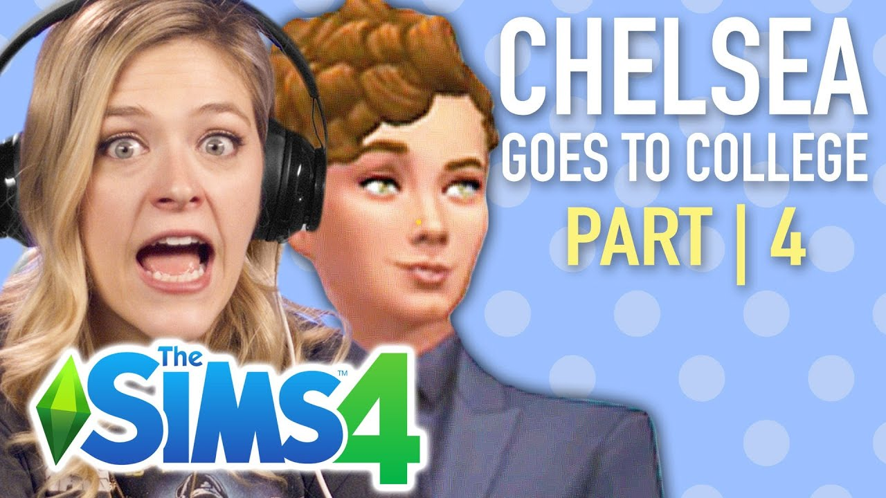 Single Girl's Daughter Finds Love In College In The Sims 4 | Part 4 thumbnail