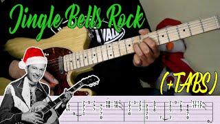 Baixar Jingle Bell Rock - Bobby Helms | Guitar Lesson | Tutorial + Tabs | Chord Melody |