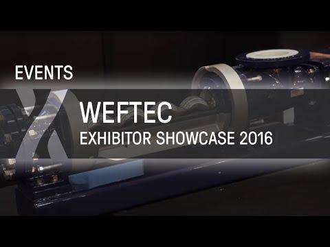 WaterWorld Exhibitor Showcase WEFTEC 2016