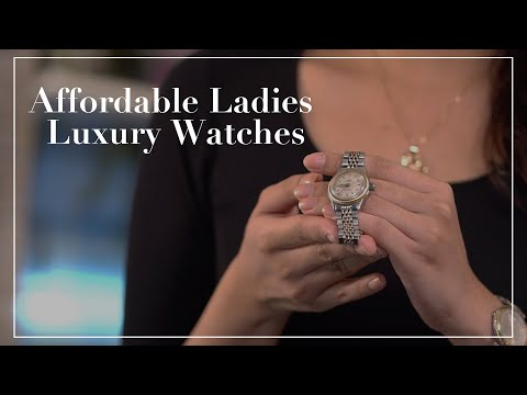 Affordable Ladies Luxury Watches