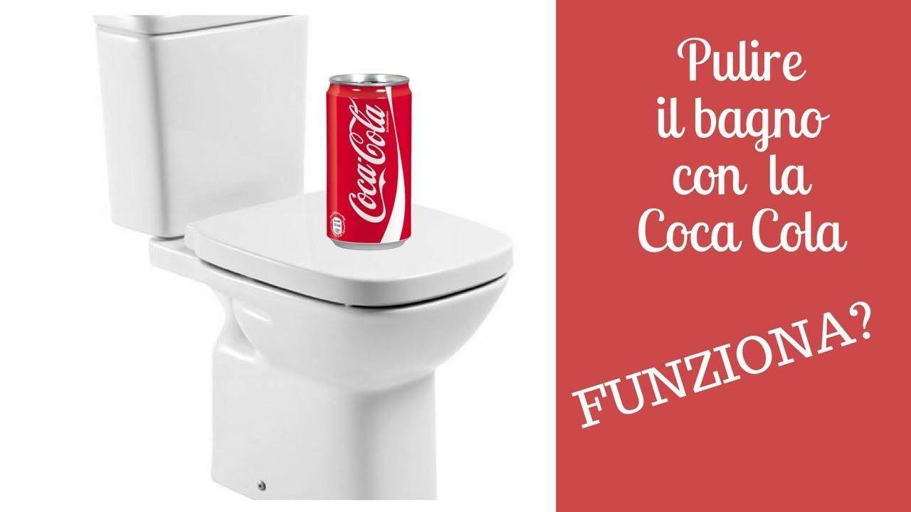 Pulire Il Bagno Con La Cocacola Funziona Tiziana Lovelivechannel