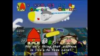 let s play um jammer lammy parappa stage 4 on wednesday